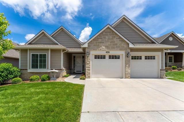 424 N Herrington St, Wichita, KS 67206 (MLS #597711) :: Pinnacle Realty Group