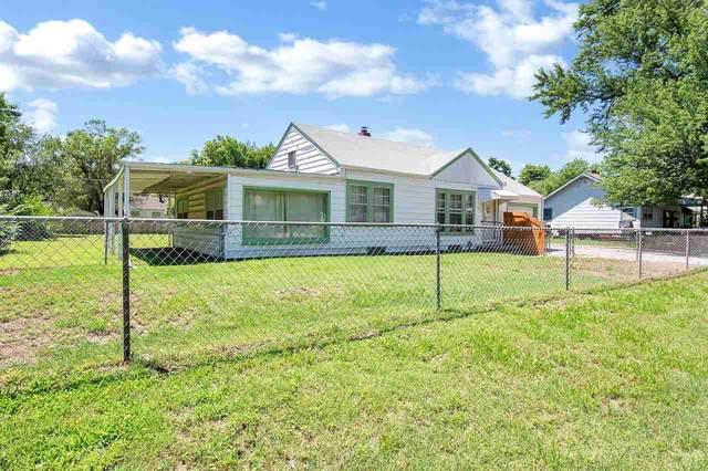 121 S Nevada, Wichita, KS 67209 (MLS #597713) :: Kirk Short's Wichita Home Team