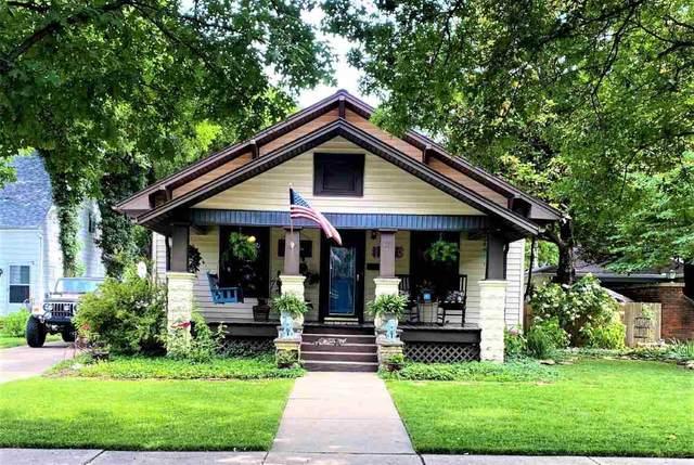511 E 10th, Winfield, KS 67156 (MLS #597714) :: Kirk Short's Wichita Home Team