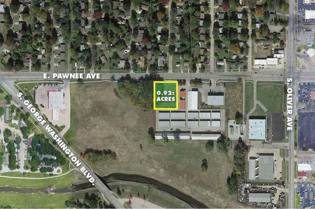 0.92 +/- Acres, Wichita, KS 67218 (MLS #597722) :: Pinnacle Realty Group