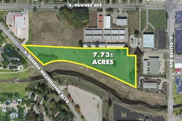 7.73 +/- Acres, Wichita, KS 67210 (MLS #597726) :: Pinnacle Realty Group