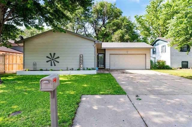 3019 W Hadden Ave, Wichita, KS 67217 (MLS #597729) :: Kirk Short's Wichita Home Team