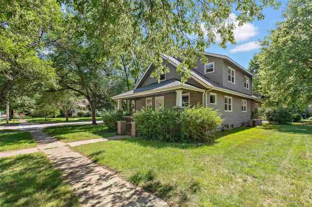 201 N Sedgwick St, Haven, KS 67543 (MLS #597733) :: Kirk Short's Wichita Home Team