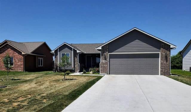 1429 Main St, Halstead, KS 67056 (MLS #597734) :: Pinnacle Realty Group