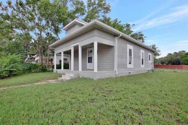 802 W Mccormick St, Wichita, KS 67213 (MLS #597739) :: Graham Realtors