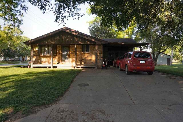 200 S 3rd St, Clearwater, KS 67026 (MLS #597744) :: Graham Realtors