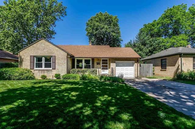 2039 N Salina Ave, Wichita, KS 67203 (MLS #597745) :: Kirk Short's Wichita Home Team