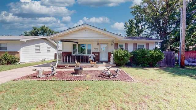 654 E Wassall St, Wichita, KS 67216 (MLS #597746) :: Kirk Short's Wichita Home Team