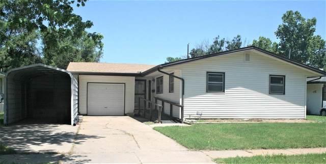 3420 S Everett St, Wichita, KS 67217 (MLS #597748) :: Kirk Short's Wichita Home Team