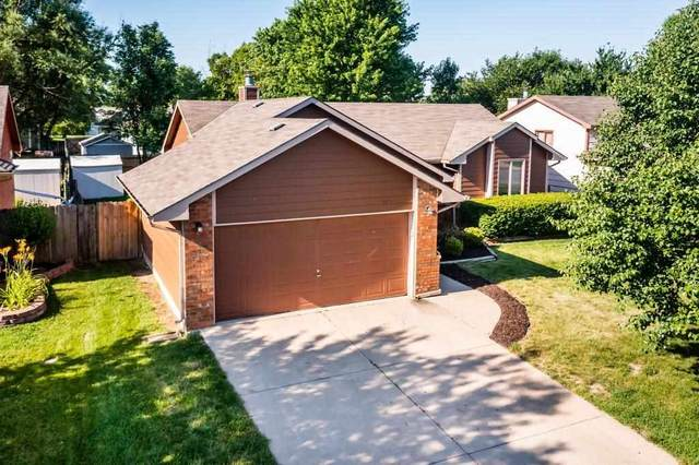 9713 W Chartwell St, Wichita, KS 67205 (MLS #597763) :: Kirk Short's Wichita Home Team