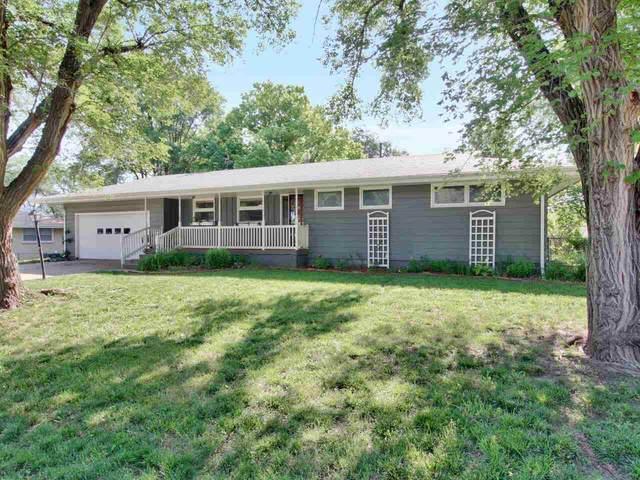 2010 N Cron, Augusta, KS 67010 (MLS #597764) :: Pinnacle Realty Group