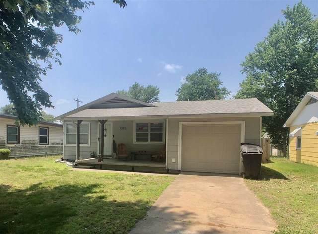1315 N 10th, Arkansas City, KS 67005 (MLS #597768) :: Kirk Short's Wichita Home Team