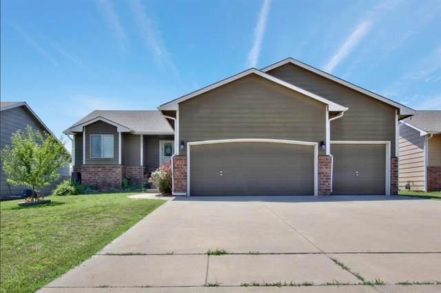 4417 S Chase Ave, Wichita, KS 67217 (MLS #597770) :: Keller Williams Hometown Partners