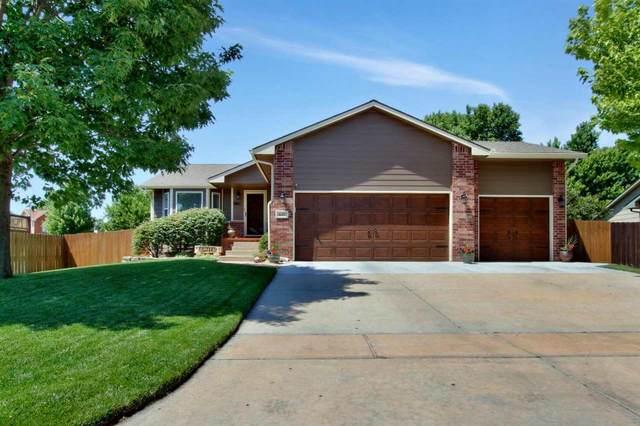 645 Plantation St, Maize, KS 67101 (MLS #597785) :: Kirk Short's Wichita Home Team