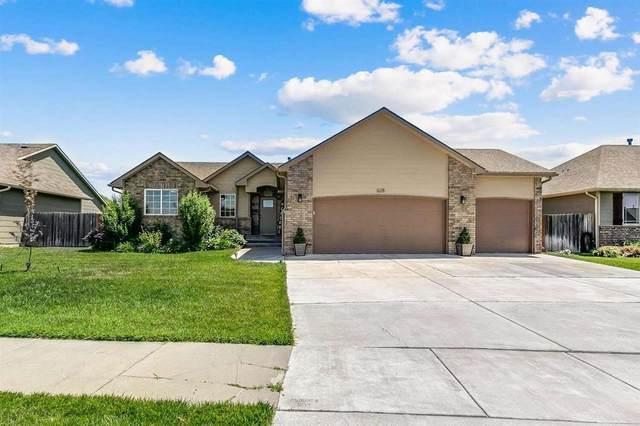 628 S Horseshoe Bend, Maize, KS 67101 (MLS #597792) :: Kirk Short's Wichita Home Team