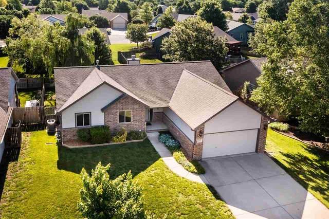 1834 S Covington St, Wichita, KS 67209 (MLS #597795) :: Kirk Short's Wichita Home Team