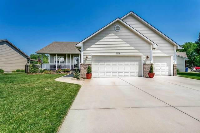 11558 W Central Park St., Wichita, KS 67205 (MLS #597799) :: Kirk Short's Wichita Home Team