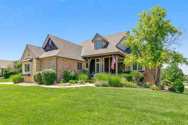 2449 N Peckham Ct, Wichita, KS 67228 (MLS #597801) :: Pinnacle Realty Group