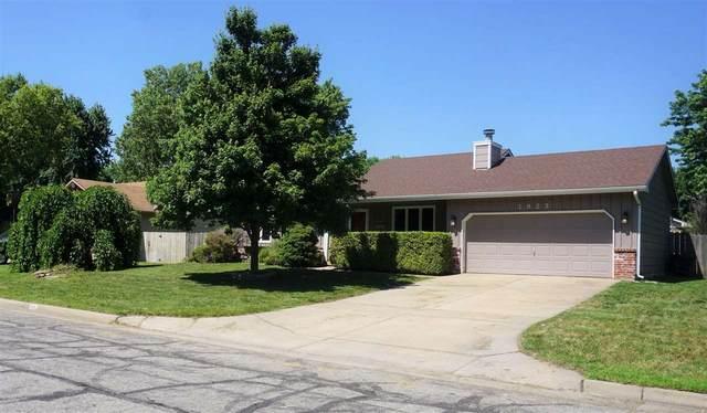 1823 N Topaz St, Wichita, KS 67212 (MLS #597808) :: Kirk Short's Wichita Home Team