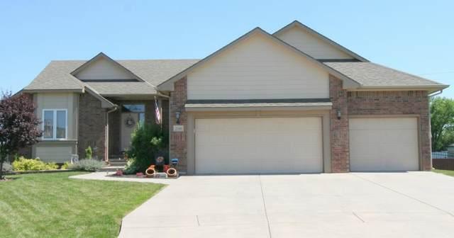 2340 S Mckenzie Ct, Andover, KS 67002 (MLS #597815) :: Pinnacle Realty Group