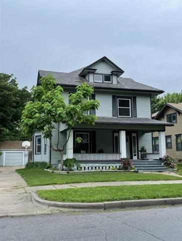 211 S Chautauqua Ave, Wichita, KS 67211 (MLS #597816) :: Kirk Short's Wichita Home Team