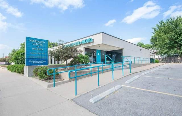 220 S Hillside St, Wichita, KS 67211 (MLS #597817) :: Keller Williams Hometown Partners