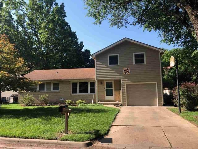 1809 E 15th Ave, Winfield, KS 67156 (MLS #597821) :: Kirk Short's Wichita Home Team