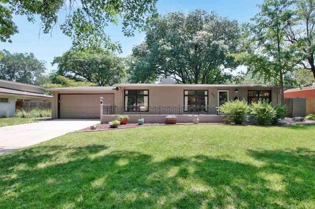 830 N Mission Rd, Wichita, KS 67206 (MLS #597845) :: Kirk Short's Wichita Home Team