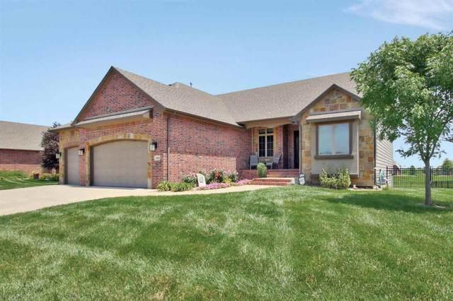 4820 N Indian Oak St, Bel Aire, KS 67226 (MLS #597857) :: COSH Real Estate Services