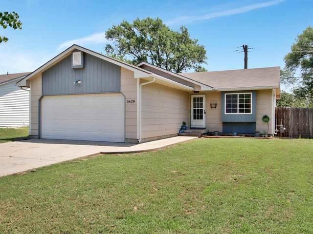 5428 S Washington Ave, Wichita, KS 67216 (MLS #597870) :: Pinnacle Realty Group