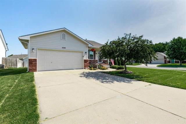 2248 E Curtis Ct, Derby, KS 67037 (MLS #597874) :: Kirk Short's Wichita Home Team