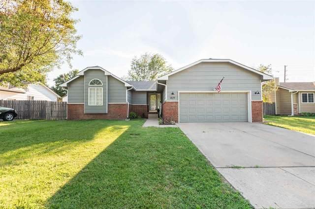 1829 N Pine Grove St, Wichita, KS 67212 (MLS #597884) :: Kirk Short's Wichita Home Team