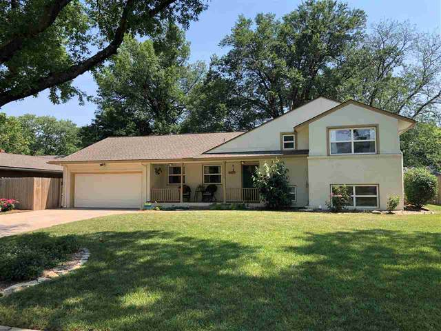 6427 E Jacqueline St, Wichita, KS 67206 (MLS #597885) :: Kirk Short's Wichita Home Team