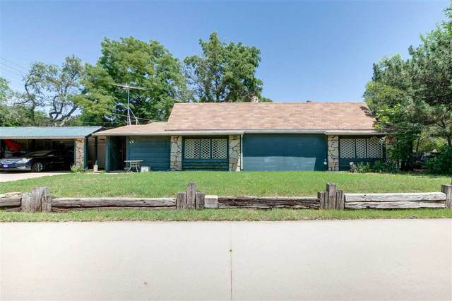 651 S Leonine St, Wichita, KS 67213 (MLS #597892) :: Pinnacle Realty Group