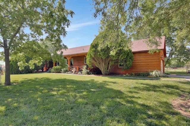 3220 E 13TH ST, Andover, KS 67002 (MLS #597893) :: Pinnacle Realty Group