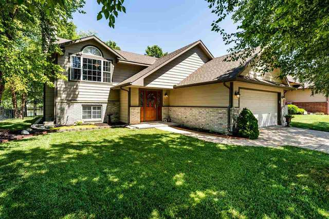 2526 N Parkdale St., Wichita, KS 67205 (MLS #597894) :: Kirk Short's Wichita Home Team