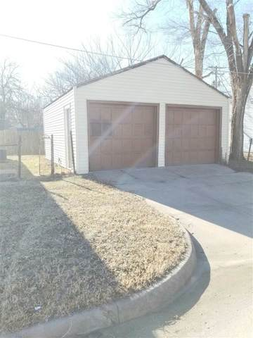 2203 S Topeka Ave, Wichita, KS 67211 (MLS #597895) :: Pinnacle Realty Group