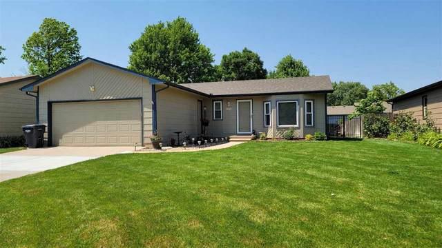 10406 W Esthner Cir, Wichita, KS 67209 (MLS #597903) :: Kirk Short's Wichita Home Team