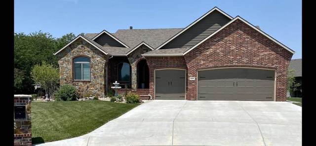 1431 N Blackstone Ct, Wichita, KS 67235 (MLS #597904) :: Kirk Short's Wichita Home Team