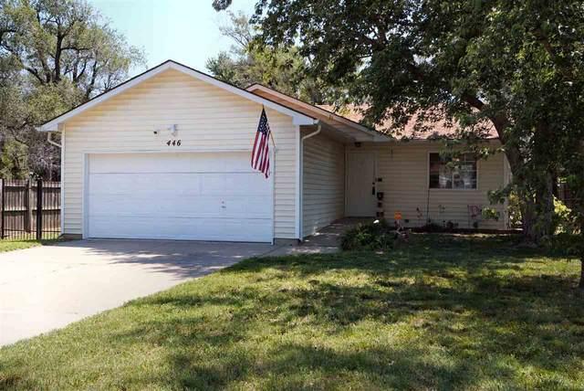 446 N Flora St, Wichita, KS 67212 (MLS #597907) :: Kirk Short's Wichita Home Team