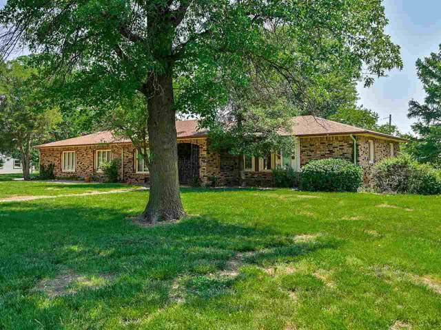 2500 N Pershing Ave., Wichita, KS 67220 (MLS #597909) :: Kirk Short's Wichita Home Team
