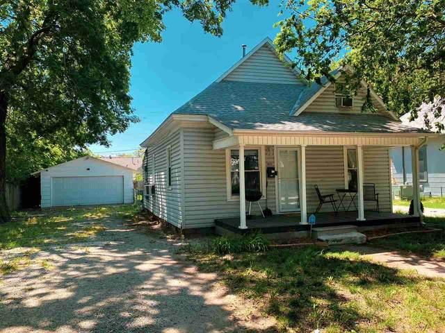 631 S Pattie St, Wichita, KS 67211 (MLS #597913) :: Kirk Short's Wichita Home Team