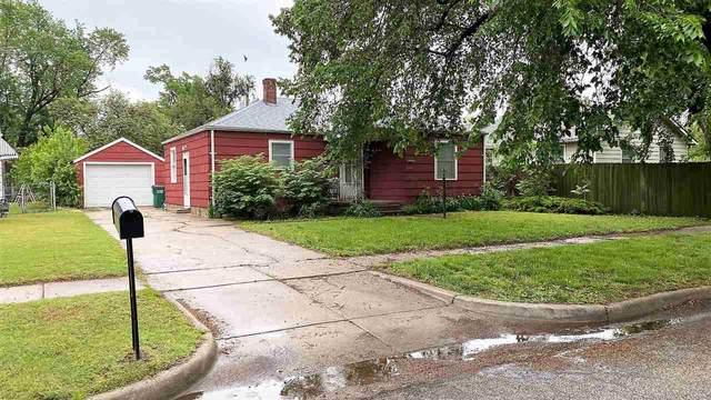 2154 S Ellis, Wichita, KS 67211 (MLS #597920) :: Kirk Short's Wichita Home Team