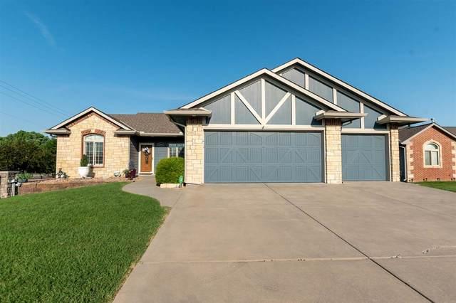 2801 N Rough Creek  Rd, Derby, KS 67037 (MLS #597921) :: COSH Real Estate Services