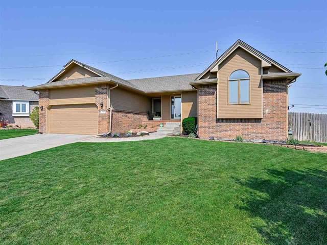 9509 E Stafford Court, Wichita, KS 67207 (MLS #597925) :: Kirk Short's Wichita Home Team