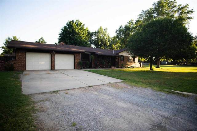6401 W Hollywood St, Wichita, KS 67215 (MLS #597928) :: Kirk Short's Wichita Home Team