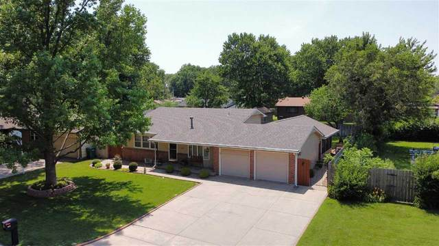 1217 N Emerson Ave, Wichita, KS 67212 (MLS #597929) :: Kirk Short's Wichita Home Team