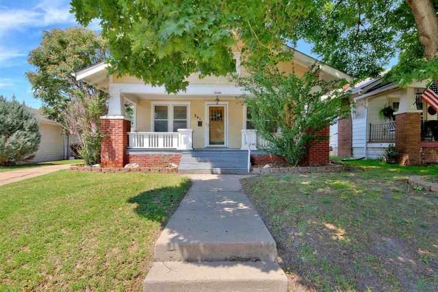 241 S Vassar St, Wichita, KS 67218 (MLS #597932) :: Kirk Short's Wichita Home Team