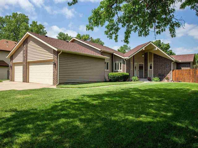 2315 N Bromfield Circle, Wichita, KS 67226 (MLS #597936) :: Kirk Short's Wichita Home Team