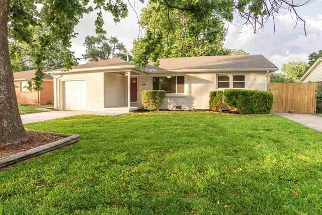 446 Slade Ave, Haysville, KS 67060 (MLS #597940) :: Graham Realtors
